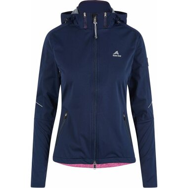 Euro-Star Phoebe Softshell takki, Evening blue, XS