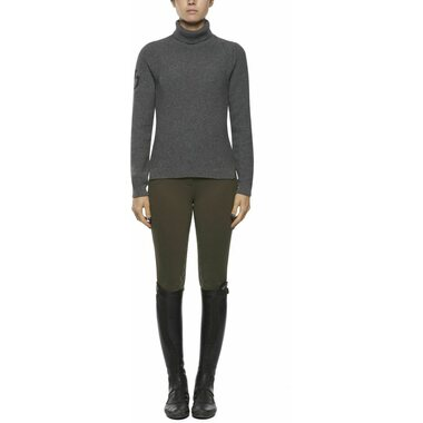 Cavalleria Toscana Long turtleneck pooloneule