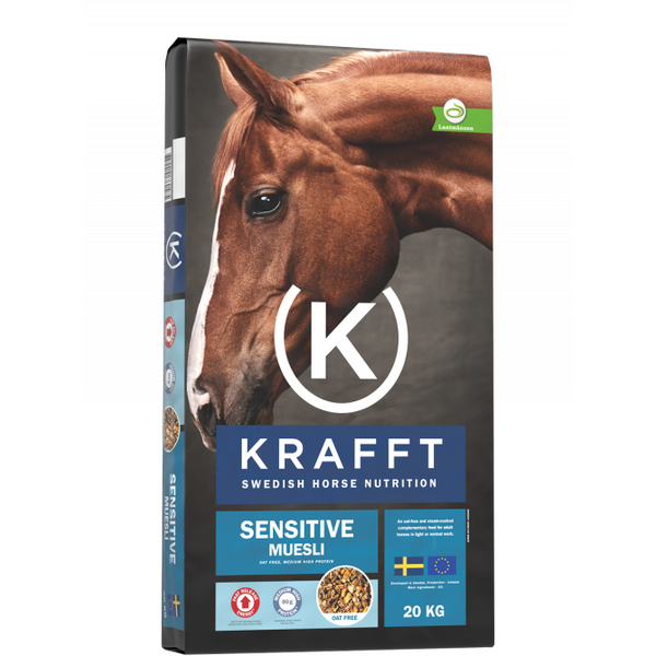 krafft sensitive musli