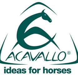 Acavallo Twin sided gel pad dressage